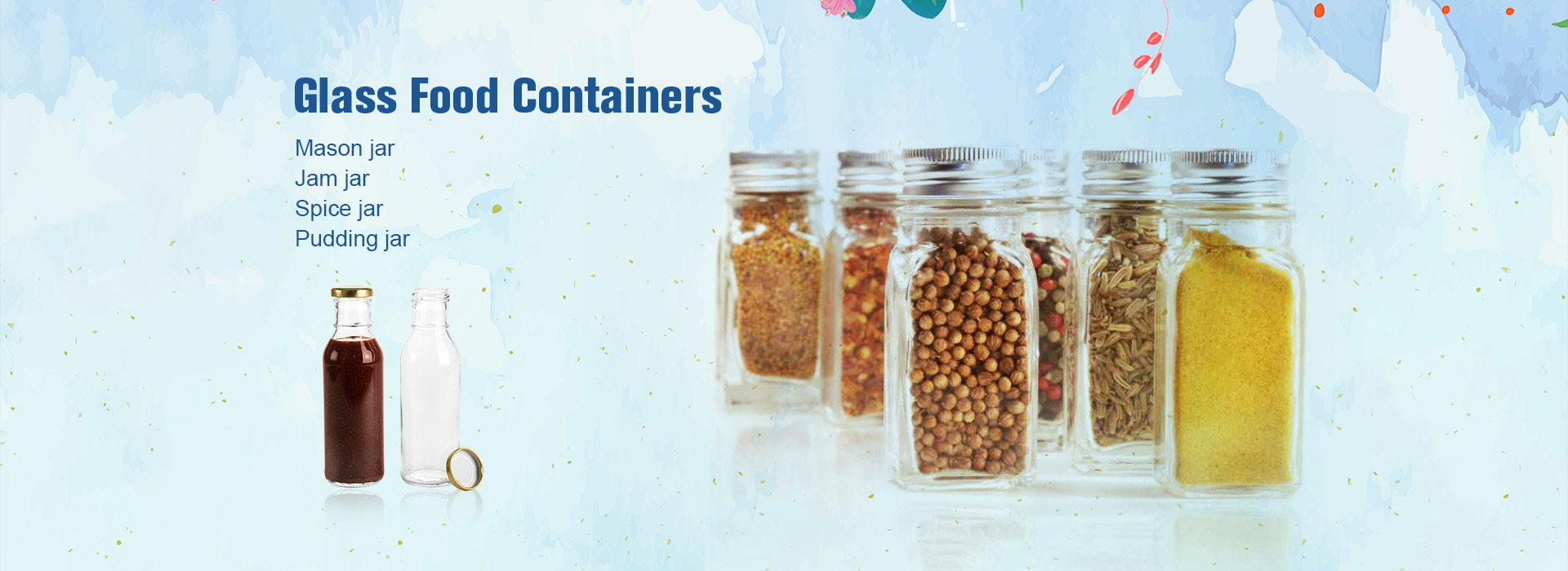 Glass Food Containers