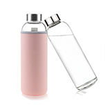Glass Beverage Bottle