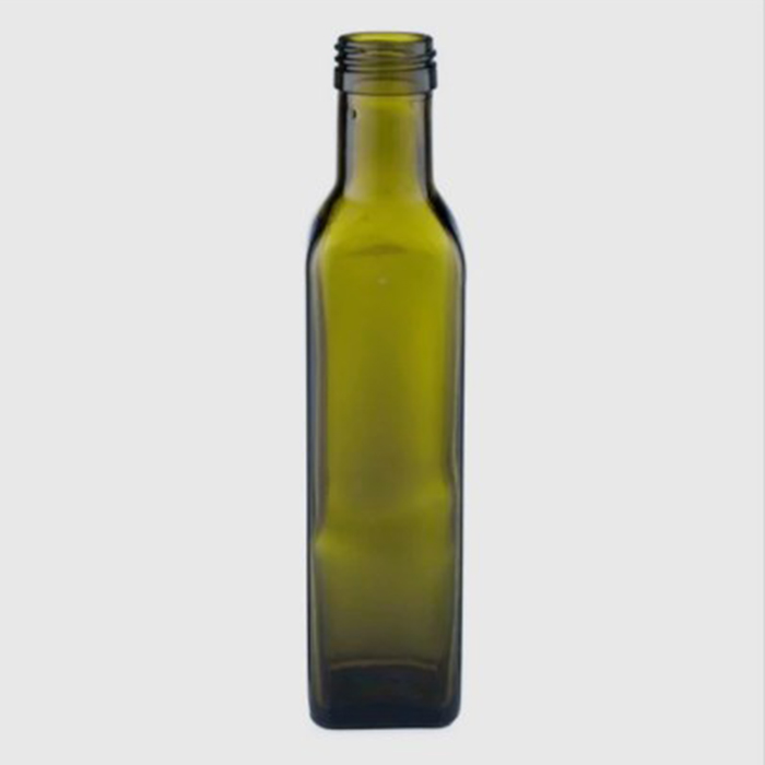 Glass Marasca Oil Bottles