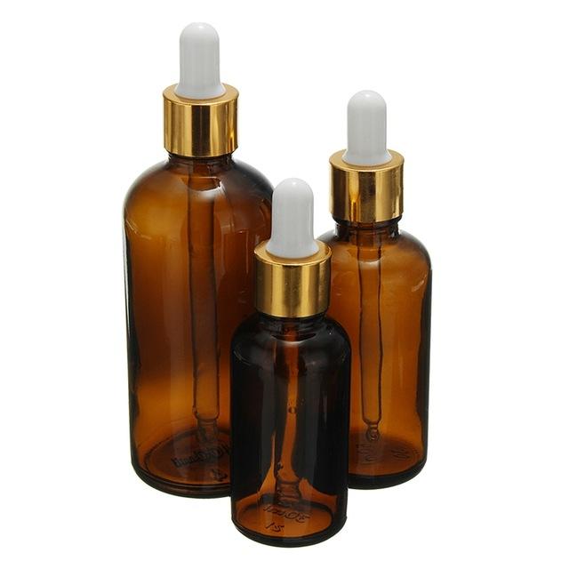 Dropper Essential Oil Glass Bottles