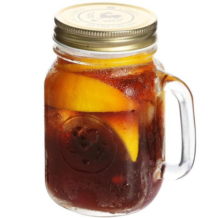 16oz Mason Glass Jar