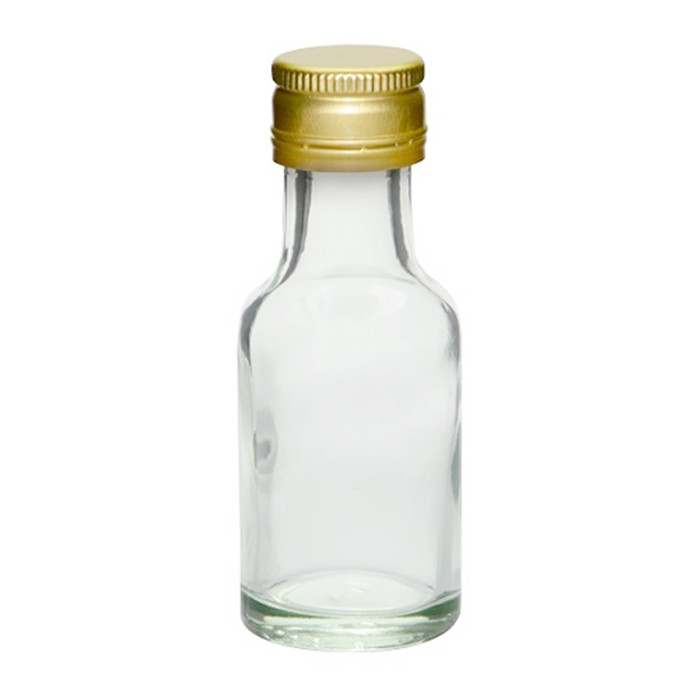 50ml Mini Glass Bottle
