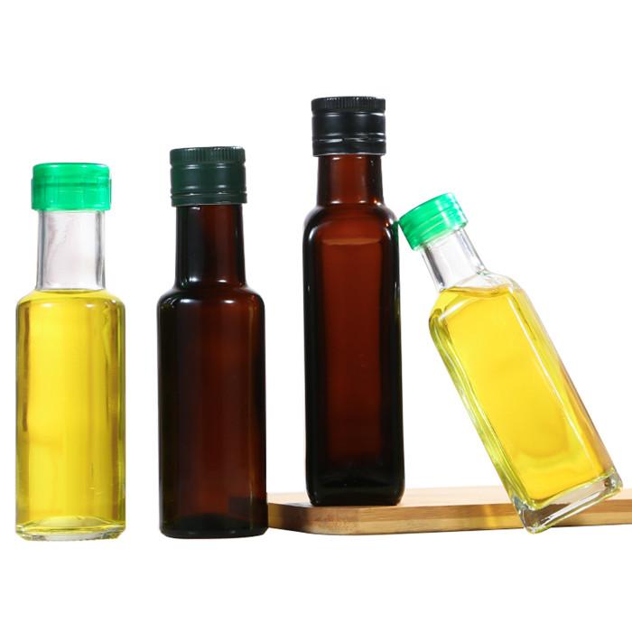 100ml Glass Olive Oil Bottle