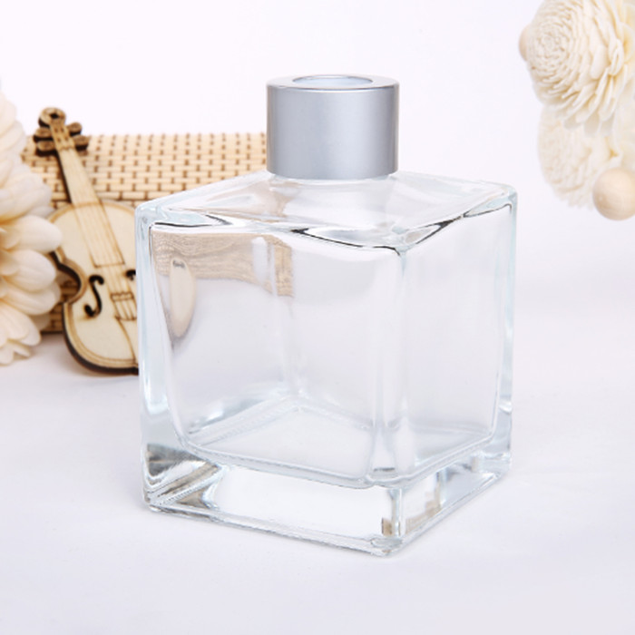 Square Glass Diffuser Bottle100ml
