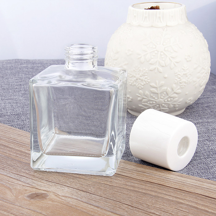 Square Glass Diffuser Bottle100ml