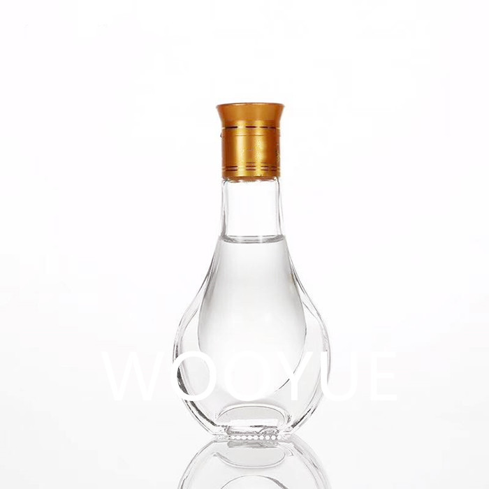 100ml Glass Spirit Bottle