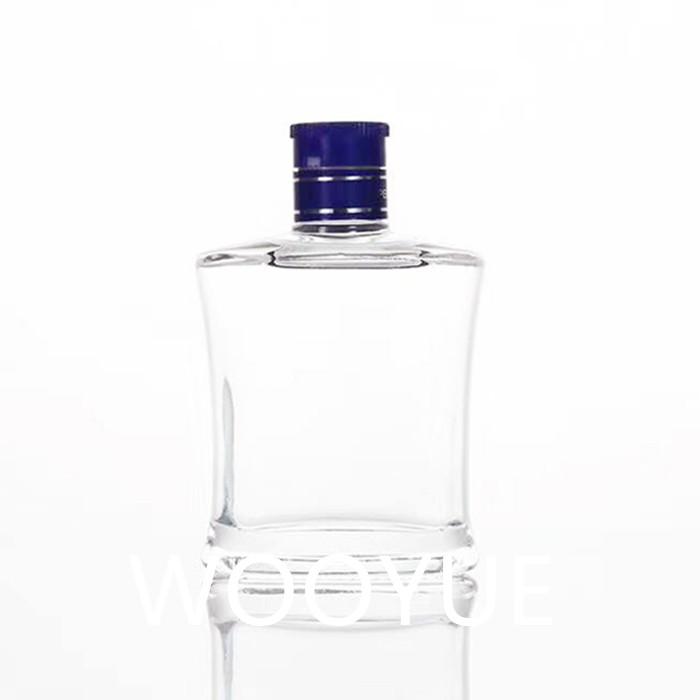100ml Glass Spirit Bottle