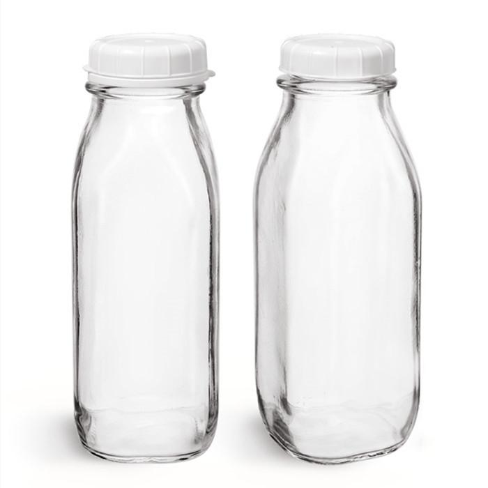 Bubbly Boba Glass Bottle