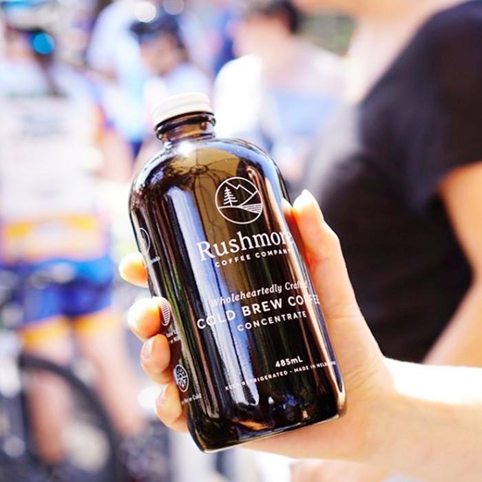 8oz 16oz Amber Boston Glass Bottle