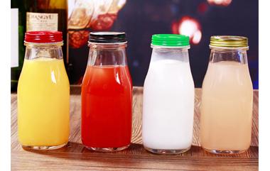 Environmental Awareness Promotes The Redevelopment Of Milk Glass Bottles