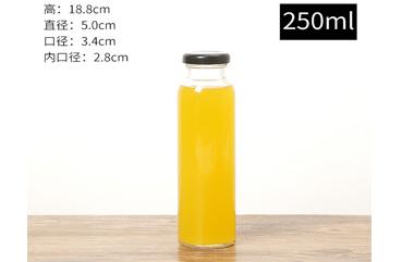 Production Of Glass Bottle Shaped Bottles