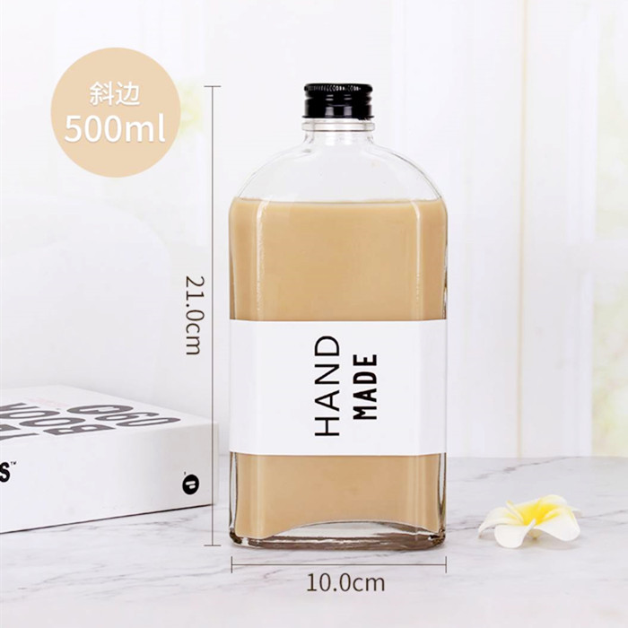 500ML COLD BREW COFFEE GLASS BOTTLES