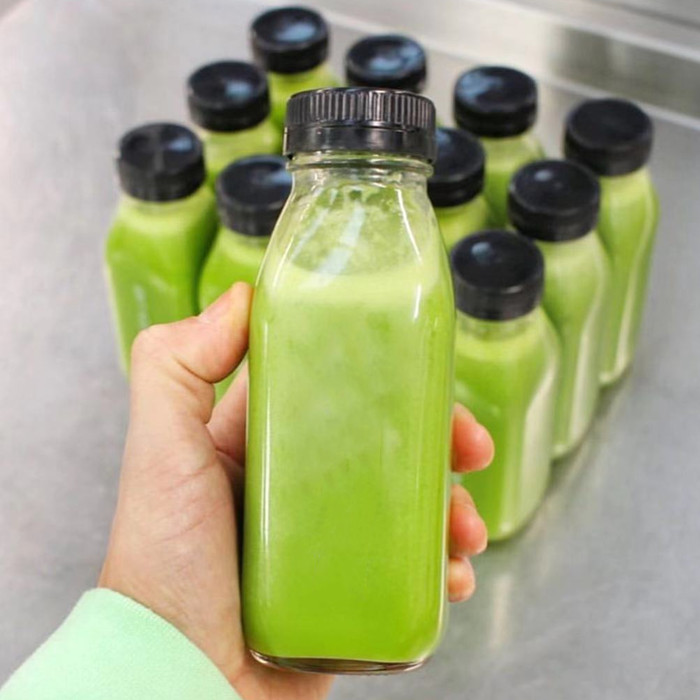 10oz Smoothies Juice Bottles